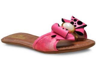 Tamanco Feminino Camelia 180 Pink - Tamanho Médio