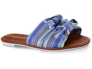 Tamanco Feminino Moleca 5297424 Multi Jeans - Tamanho Médio