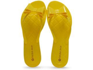 Tamanco Feminino Petite Jolie Pj1537 Amarelo - Tamanho Médio