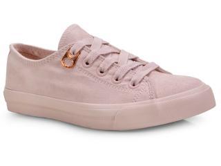 Tênis Feminino Coca-cola Shoes Cc1533 Rose - Tamanho Médio