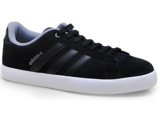 Tênis Masculino Adidas F76155 Coderby st Preto/branco - Tamanho Médio