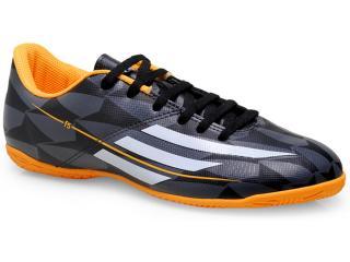 Tênis Masculino Adidas M17664 f5 in Chumbo/laranja - Tamanho Médio