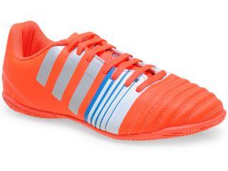 Tênis Masc Infantil Adidas M29919 Nitrocharge Laranja Neon/azul/bco - Tamanho Médio