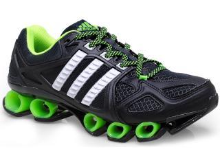 Tênis Masculino Adidas M25682 Sloyx fb m Preto/verde - Tamanho Médio