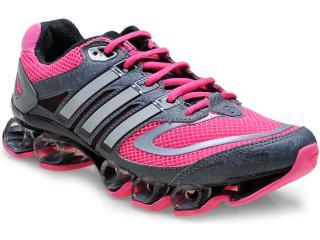 Tênis Feminino Adidas M25666 Proximus fb w Chumbo/pink - Tamanho Médio