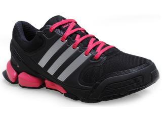 Tênis Feminino Adidas Q22290 Dynamic Fusion 50 Preto/rosa - Tamanho Médio