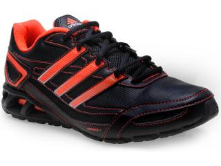 Tênis Masculino Adidas G66847 Xfloat m Preto/laranja - Tamanho Médio