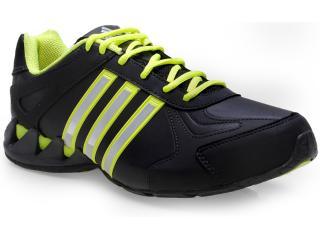 Tênis Masculino Adidas G57346 Delup m Preto/limão - Tamanho Médio