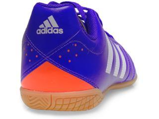845884751a Tênis Adidas B26188 GOLETTO V IN Azulbranco Comprar na...