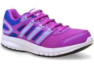 Tênis Feminino Adidas B26511 Duramo 6 k Pink/roxo - Tamanho Médio