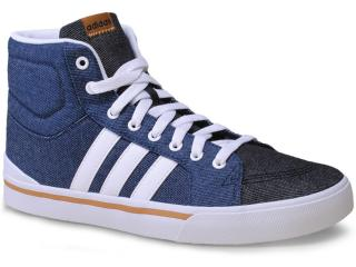 Tênis Masculino Adidas F98061 Park st Mid Jeans/branco - Tamanho Médio