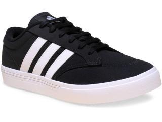 Tênis Masculino Adidas H68228 Gvp Culture Preto/branco - Tamanho Médio