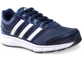 Tênis Masc Infantil Adidas S77699 lk Sport k Marinho branco d71b1eebf0ab3