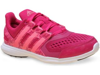 Tênis Feminino Adidas S82593 Hyperfast 2.0 k Pink/coral - Tamanho Médio