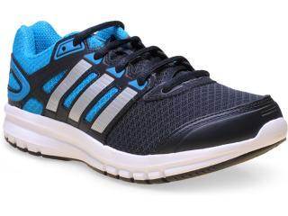 Tênis Masc Infantil Adidas M18648 Duramo 6 k Preto/azul - Tamanho Médio