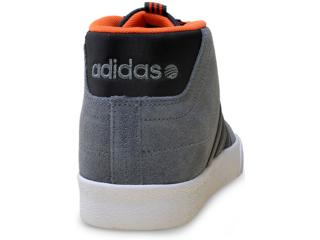Tênis Adidas F98317 DAILY ST MID Chumbolaranja Comprar... 807df545d8b41