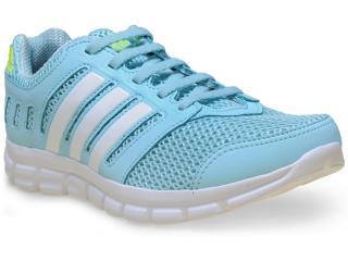 Tênis Feminino Adidas S81692 Breeze 101 2 w  Azul Claro - Tamanho Médio