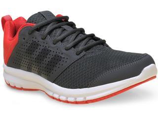 Tênis Masculino Adidas S77493 Madoru m Chumbo/vermelho - Tamanho Médio