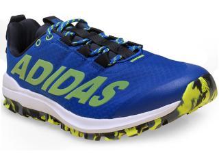 Tênis Masculino Adidas D69459 Vigor 6 tr m Azul/branco/verde - Tamanho Médio