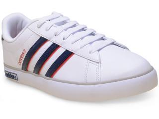 Tênis Masculino Adidas F98474 Derby Vulc Branco - Tamanho Médio