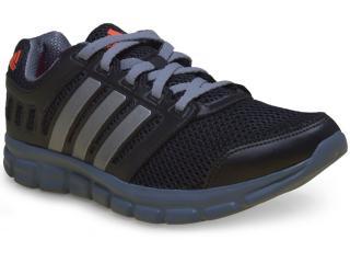 Tênis Masculino Adidas M17340 Breeze 1012 m Preto/chumbo - Tamanho Médio