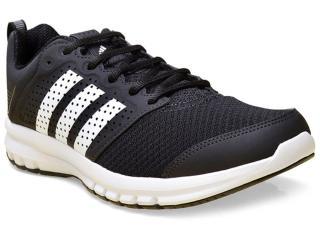 Tênis Masculino Adidas S77492 Madoru m Preto/branco - Tamanho Médio