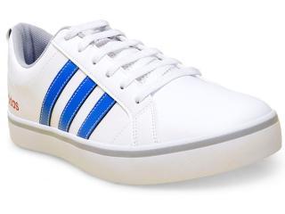 Tênis Masculino Adidas F99609 Pace vs Branco/azul - Tamanho Médio