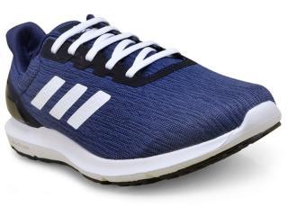 6214f5f50a189 Tênis Adidas BB3589 COSMIC 2M Marinhobranco Comprar na...