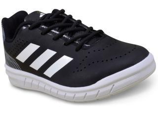 8608e5b510 Tênis Masc Infantil Adidas H68511 Quicksport jr Preto branco