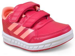 c3a0ebf7bed Tênis Adidas S81057 ALTASPORT CF Pinksalmão Comprar na...