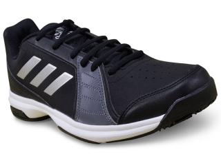 Tênis Masculino Adidas By1602 Approach Preto/branco - Tamanho Médio