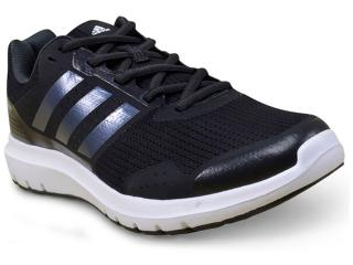 Tênis Masculino Adidas Ba8050 Duramo 7m Preto/branco - Tamanho Médio
