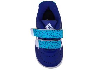 fe741b8de Tênis Adidas H68499 Azulbranco Comprar na Loja online...