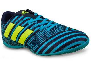 Tênis Masculino Adidas S82472 Nemeziz 17.4  Marinho/azul - Tamanho Médio