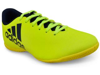 Tênis Masculino Adidas S82407 X17.4 in Limão - Tamanho Médio