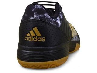 664da817f1 Tênis Adidas BY2572 Pretodourado Comprar na Loja online...