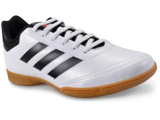 Tênis Masculino Adidas Aq4292 Goletto vi in Branco/preto - Tamanho Médio