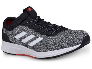 Tênis Masculino Adidas H68535 Chronus m Preto/branco/vermelho - Tamanho Médio
