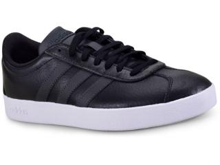 Tênis Masculino Adidas B43816 vl Court 2.0 Preto - Tamanho Médio