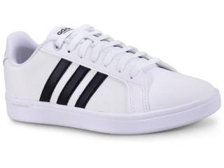 Tênis Masculino Adidas Aw4294 cf Advant Branco/preto - Tamanho Médio