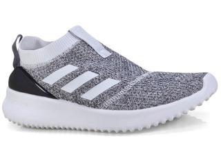 Tênis Feminino Adidas B96469 Ultimafusion  Branco/preto - Tamanho Médio