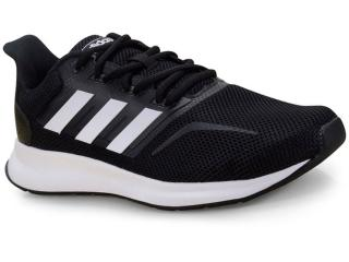 75d316ca5 Tênis Adidas cl0310 Pretobranco Comprar na Loja online...