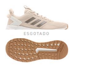 Tênis Feminino Adidas Ee8375 Questar Ride Pêssego Claro - Tamanho Médio
