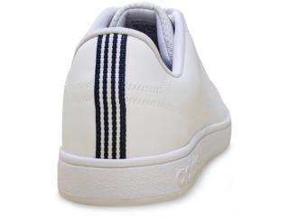 5e6d5e52e Tênis Adidas F99252 ADVANTAGE VS Branco Comprar na Loja...
