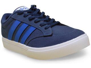 Tênis Masculino Adidas H68377 Gvp Marinho - Tamanho Médio