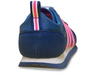 45450cfb08 Tênis Adidas B74515 VS JOG W Azulpinkbranco Comprar na...