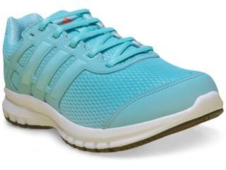 Feminino Tênis Adidas Bb0885 Duramo Lite w Azul - Tamanho Médio