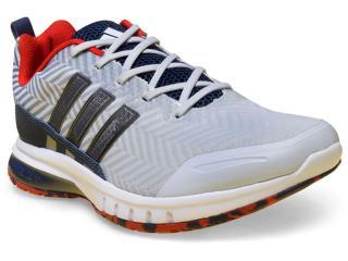 Tênis Masculino Adidas H68348 Skyrocket m Cinza/marinho/vermelho/branco - Tamanho Médio