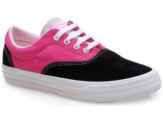 Tênis Feminino All Star Cr276133 Preto/pink - Tamanho Médio