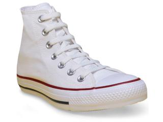 Tênis Feminino All Star Ct00040001 Branco/vermelho/marinho - Tamanho Médio